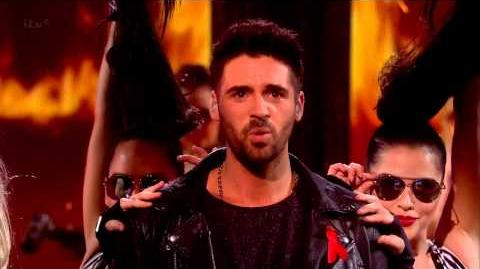 """Ben Haenow - """"Come Together"""" The X Factor Uk 2014 Live Week 8 HD"""