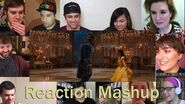 Beauty and the Beast – US Official Final Trailer REACTION MASHUP