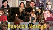 'Belle' Clip Disney's Beauty and the Beast REACTION MASHUP