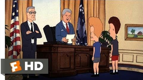 Beavis and Butt-Head Do America (9 10) Movie CLIP - American Heroes (1996) HD