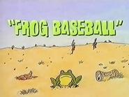 FrogBaseballBTitle