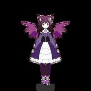 Cutie Vampire Neko Sweetheart Makara Furusawa