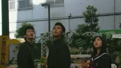 Tak Sakaguchi - Be-Bop High School (2004)