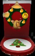 Honey Wreath