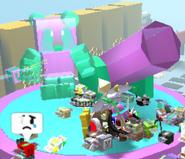 Gummy Bear's Platform
