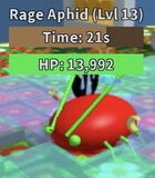 Aphid rage