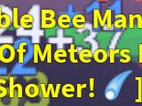 Mythic Meteor Shower