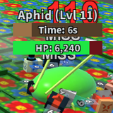 Big aphid