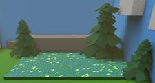 Ёлочное поле