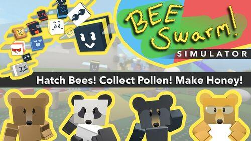 Bee Swarm Simulator - Симулятор пчел вики