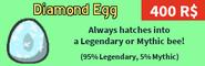Diamond Egg-Robux
