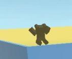 Tunnel bear falling