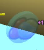 Jelly bean in a maze