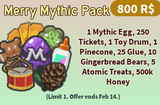 Merry Mythic Pack