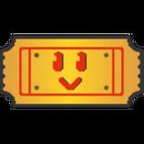 Ticket symbol1