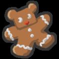 Gingerbread bear2