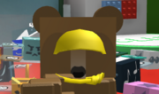 geared bear morph glitch