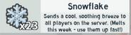 Snowflakedesc1week