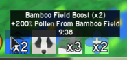 BambooFieldBoost