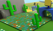 Cactus Field Old