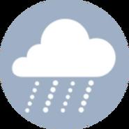 Token Rain Cloud