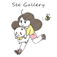 Click here to view the image gallery for Bee and PuppyCat (series).