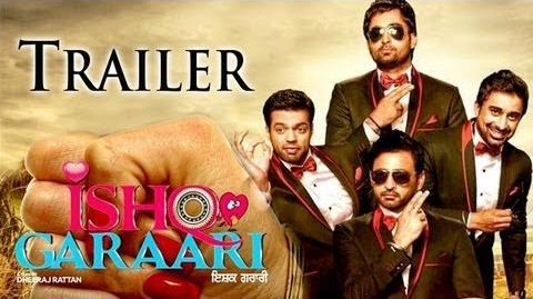 """"""" Ishq Garaari """" Official Trailer - Sharry Mann Gulzar Chahal Rannvijay Singh Mandy Thakar"""