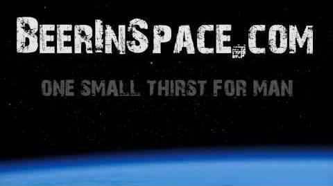 Beer in Space