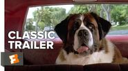 Beethoven (1992) Official Trailer - Bonnie Hunt Dog Movie HD