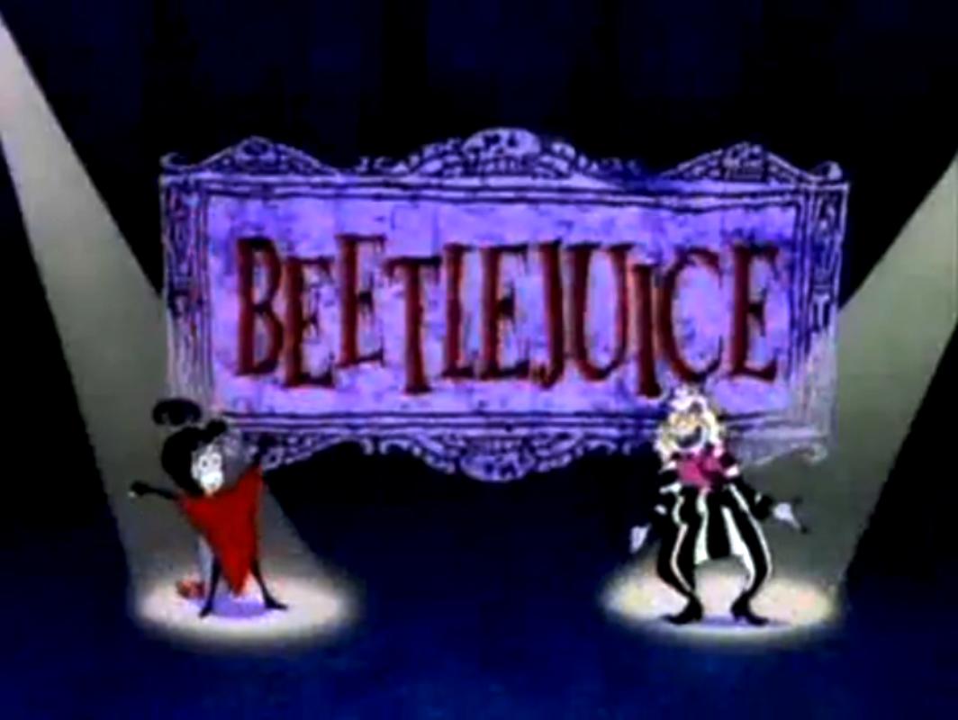Beetlejuice Animated Series