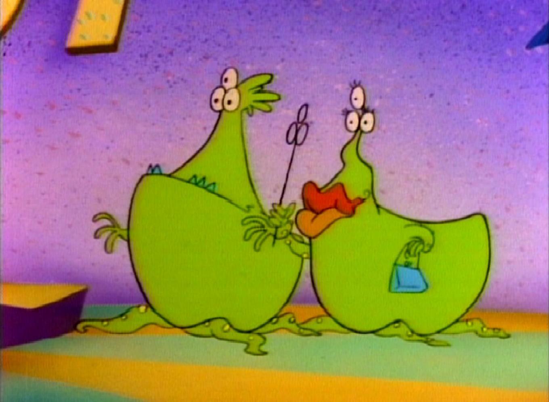 Humphrey and Hanna Scuzzymoto