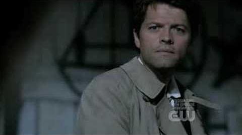 ''Supernatural'' Dean Meets Castiel