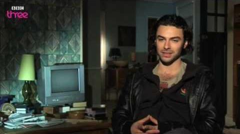 Vamping it up - Being Human - BBC Three