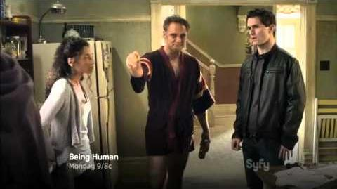 Being Human (Syfy) Episode 1x05 - «The End of the World As We Knew It» - Preview