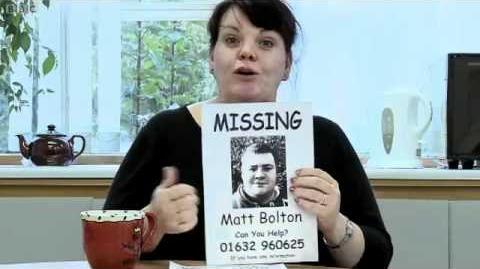 Becoming Human - Update 3 - Matt's Mum's Appeal