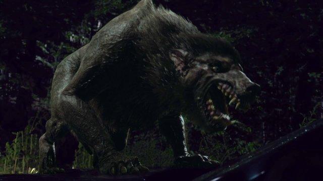 Werewolf (Syfy)