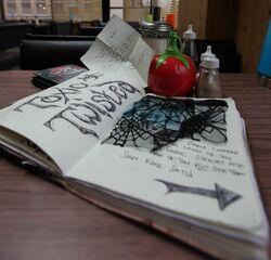 Michaelas Poetry Buch