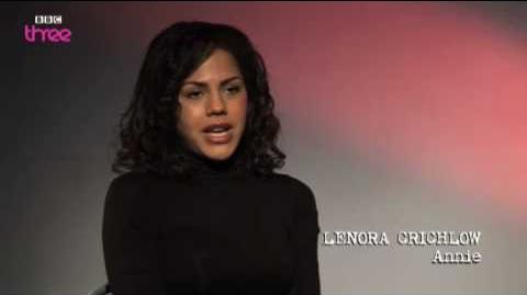 Lenora on Being Annie - Being Human - BBC Three