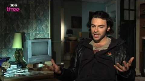 Aidan on Being Mitchell - Being Human - BBC Three