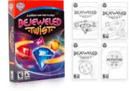 Bejeweled twist box art concept