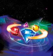 Bejeweled twist key art