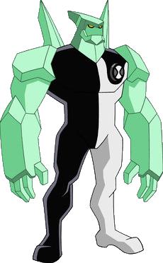 Diamondhead Ben 10 List Wiki Fandom