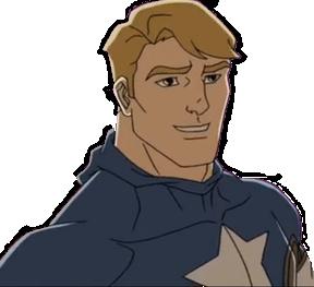 Steve Rogers Ben 10 Ultimate Heroes Wiki Fandom
