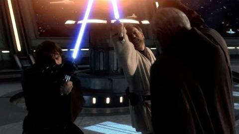 Obi-Wan and Anakin vs Count Dooku - Revenge of the Sith -1080p HD-