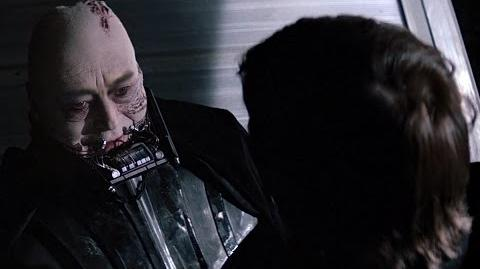 Darth Vader's Death - Return of the Jedi (1983 Eyebrows)