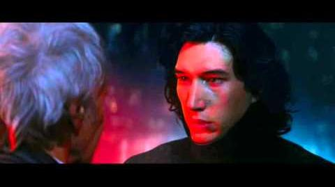 Star Wars Episode VII- The Force Awakens - (Han Solo's Death)