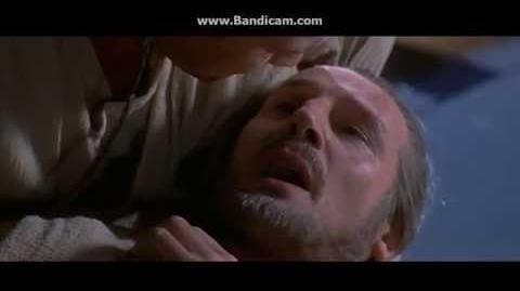 The death of Qui-Gon Jinn