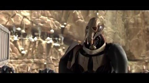Star Wars Episode III- Obi-Wan vs