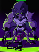 Benwolf omniverse young