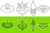 Omnitrix OV íconos (2)